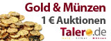 Talero.de Gold & Silber Münzen