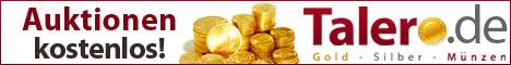 Auktionen f�r Gold, Silber, M�nzen