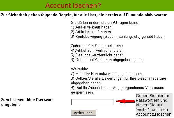 Betreut.De Account Löschen