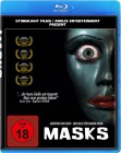 MASKS - Blu-ray, Neo-Giallo, Booklet, uncut, OVP