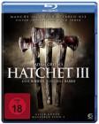 Hatchet III ucut Blu Ray AT Import im Schuber