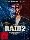 The Raid 2 - 2 Disc Special Edition UNCUT DVD