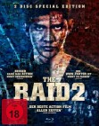 The Raid 2 - 2 Disc Special Edition UNCUT Blu Ray
