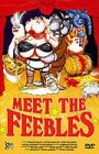 Meet the Feebles - Limited Retro Edition - auf VHS!!