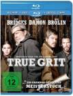 True Grit Jeff Bridges Matt Damon Western