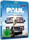 Paul - Ein Alien auf der Flucht Blu-ray Ovp Uncut